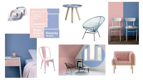 les couleurs pantone 2016 voir. Black Bedroom Furniture Sets. Home Design Ideas