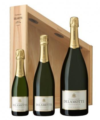 Champagne delamotte la preuve par 7 d couvrir for Champagne lamotte prix