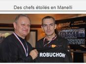 nouveau partenaire, société Manelli
