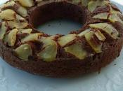 Cake chocolat pommes Cyril Lignac