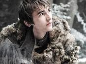 Premier Still officiel Bran Stark dans saison Game Thrones