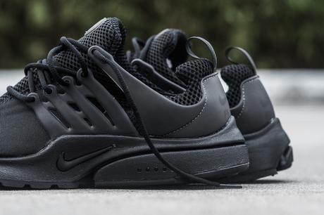 Nike Presto Noir Et Grise