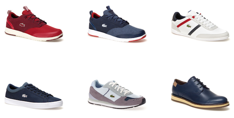 16795094eb Lacoste Chaussures Homme 2017 ...