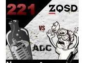 L'apéro Captain #221 ZQSD crossover infernal d'Alexandra