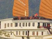 Jonque Valentine Halong Croisière baie d'Halong