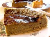 Flan pâtissier pistache (Vegan)