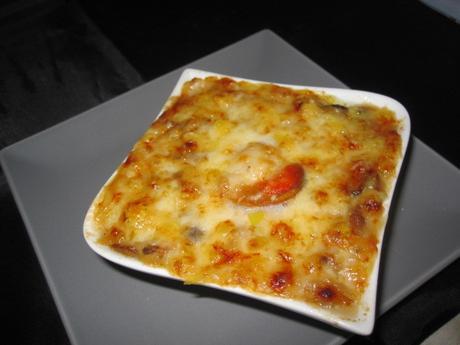 Cassolettes fruits de mer champignons fondue de poireaux - Cuisiner cocktail de fruits de mer surgele ...