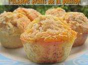 Muffins fruits passion