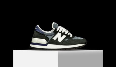 New Balance 990 Forest Blue