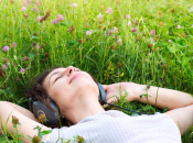 musicothérapie améliore bien être patients soins palliatifs