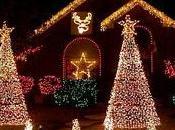 Décorer l'extérieur maison pour Noël.