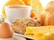 OBÉSITÉ INFANTILE: petit déjeuner protéiné modère l'apport calorique journée Eating Behaviors