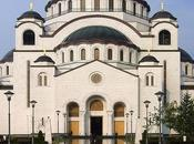 CATHEDRALE SAINT-SAVA BELGRADE (Serbie)