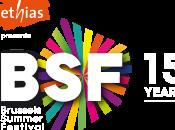 Brussels Summer Festival annonce premiers noms
