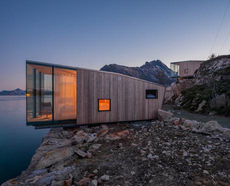 architecture moderne pour une le de r ve norv gienne On architecture norvegienne