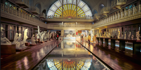 Musee la piscine de roubaix paperblog - Musee la piscine roubaix ...