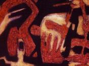 Peinture chevalet société maghrébine