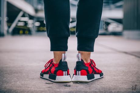 Adidas Nmd Rouge Femme