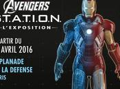 L'exposition Marvel Avengers S.T.A.T.I.O.N débarque Paris dans mois