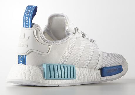 Adidas Nmd Runner Blanche