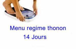 Menu regime thonon paperblog for Ai cuisine thonon