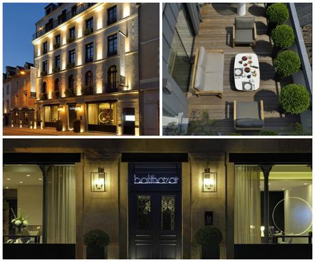 Visite d co le balthazar h tel de rennes paperblog - Hotel le balthazar rennes ...