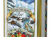 Tisane Alpes coffret Provence d'Antan pour digestion sereine.