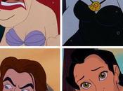 Quand héros Disney s'amusent avec Face Swap
