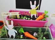 Pâques pour petits lapins