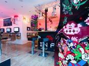 Reset Bar, nouveau gaming ouvre Paris