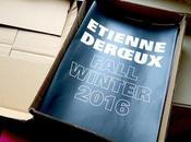 journée défilé d'Etienne Deroeux.