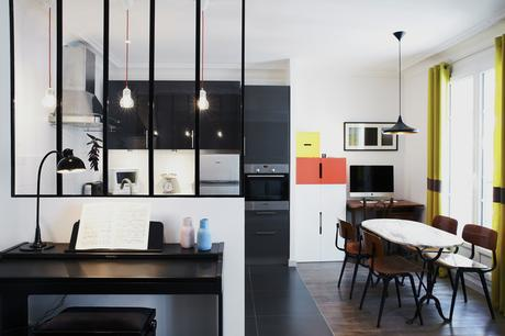 comment amenager 46 m2. Black Bedroom Furniture Sets. Home Design Ideas
