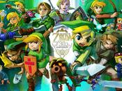 Legend Zelda fête