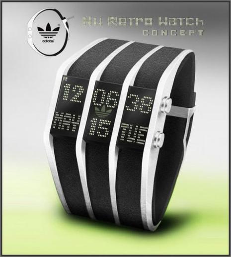 Adidas Nu Retro Watch