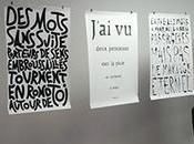 Exercices typographiques autour langue française