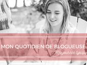 journée typique blogueuse