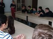 Découverte laboratoire recherches CRAN Centre Valorisation déchets LUDRES lycéens lycée Jacques Callot Vandoeuvre.
