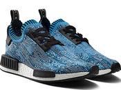 adidas Primeknit Blue Camo