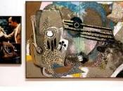 Exposition Choses peintes-photographiées- écrites Jean Àcentmètresducentredumonde Perpignan