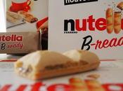 Nouveau Nutella croustille #Nutella Bready