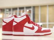 "Nike Dunk High True ""Red"""