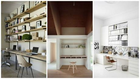 le on de d co am nager un coin bureau chez soi paperblog. Black Bedroom Furniture Sets. Home Design Ideas