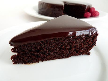 Gateau chocolat creme coco tahitien