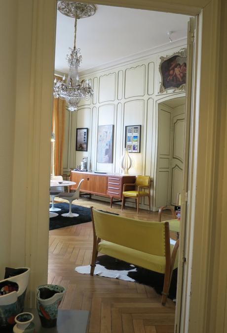 Visite d 39 un appartement toulousain 100 design voir - L appartement toulousain ...