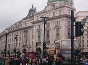 London Trip Leicester Square Marble Arch, passant Oxford Street