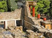 Crête: cité Knossos était trois plus grande l'on croyait