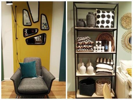 actu d co la redoute int rieurs ouvre sa boutique paris paperblog. Black Bedroom Furniture Sets. Home Design Ideas