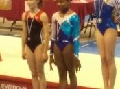 gymnastes l'AGM qualifiées pour France 2016