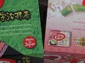 Banc d'essai j'ai testé Kitkat rapportés Japon Partie