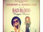 Taylor swift kendrick lamar blood reggae remix